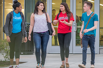 College Welcomes Accepted Students to April 1 Open House