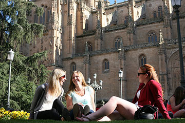 Explore College's Study Abroad Program
