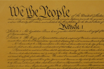 College Commemorates Constitution Day with Talk on Free Speech