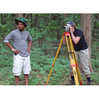 More surveying