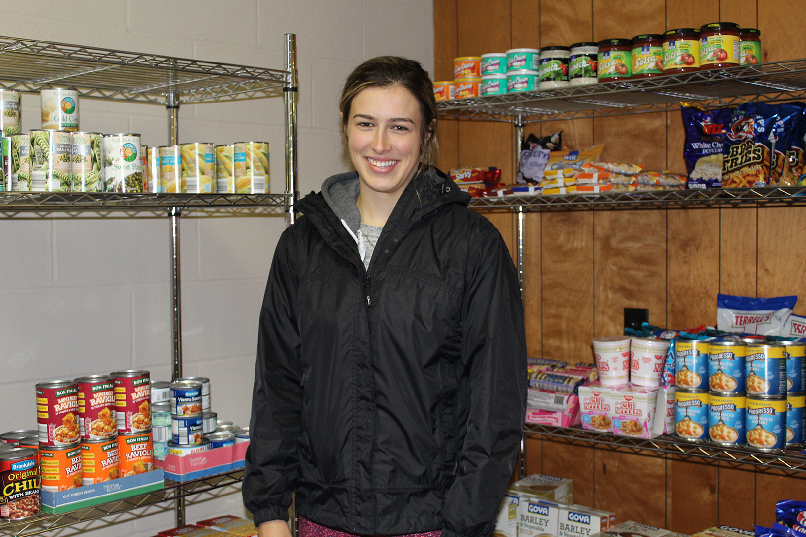 College Food Pantry Becomes SUNY Cortland Cupboard