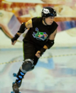 Roller Derby Women Dismiss Stereotypes