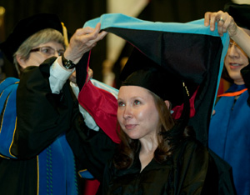 Graduate Commencement Planned for May 17