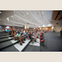 You'll find large, up-to-date lecture halls in Sperry Center.