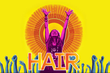 College Brings 1960s Rock Musical 'Hair' to the Stage
