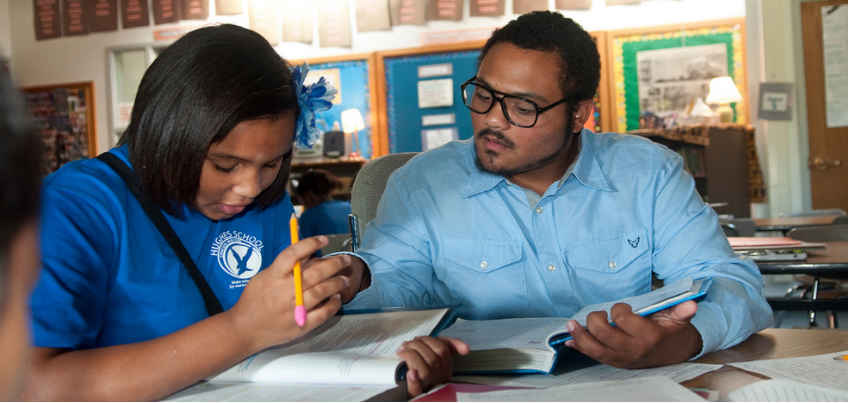 Cure student tutoring