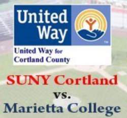 Baseball Doubleheader to Benefit United Way