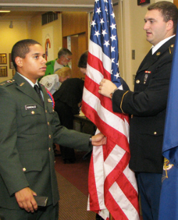 Army ROTC to Commision New Officers