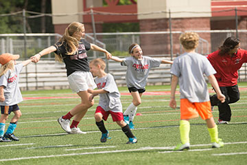 Staff Discounts Offered for SUNY Cortland Sports Camps