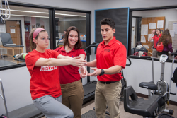 SUNY Cortland Ranked No. 10 Nationally in Sports Medicine