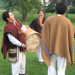 Andean Folk Music Performance Canceled
