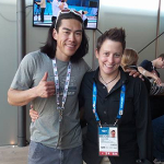 Grad Connections Bring Cortland to Sochi