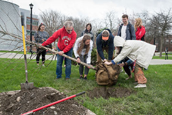 "SUNY Cortland earns elite ""gold"" status for being ""green"""