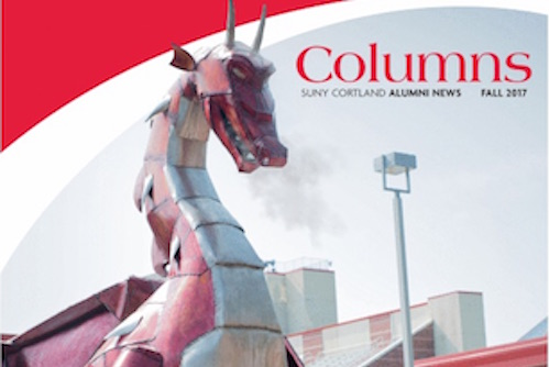 SUNY Cortland Alumni Magazine Available Online