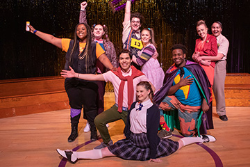 Musical theatre major earns B.F.A. distinction
