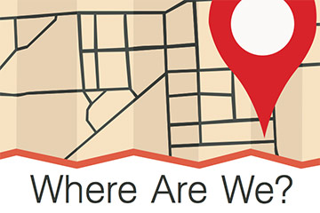 'Where Are We?' Events Set for February, March