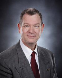 Peter Perkins Named VP for Institutional Advancement