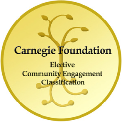 Carnegie Recognizes Community Engagement