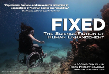 Filmmaker to Discuss Human Enhancement