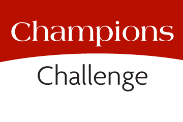 Champions Challenge Surpasses 24-Hour Goals