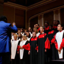 Gospel Choir to Perform April 21 in Corey Union