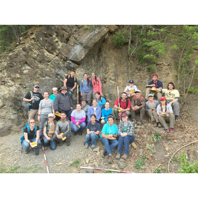 The whole groups at the unconformity