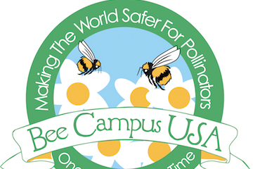 Hear the Buzz? SUNY Cortland is a National Bee Campus