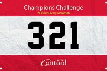 Successful 321 Challenge Reaches Goal after Goal