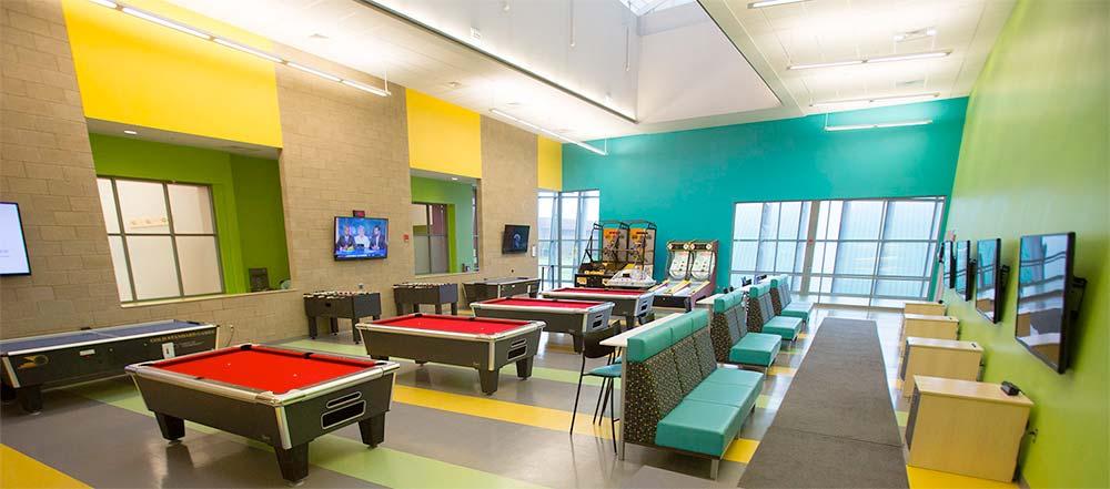 Game Room Suny Cortland