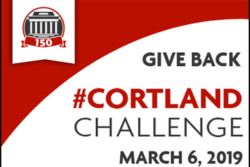Support the Cortland Challenge on March 6