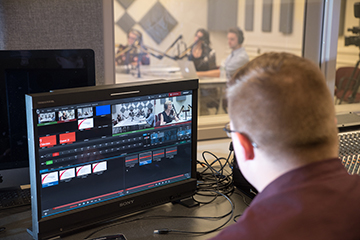SUNY Cortland adds major in media production