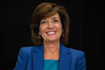 Lieutenant Governor to Speak on Campus Wednesday