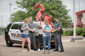 SUNY Cortland Named Safest Campus in New York