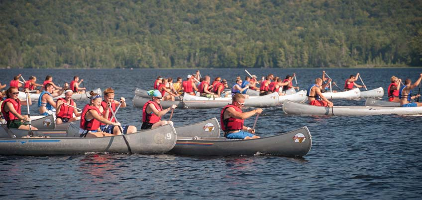 Giving the Gift of Raquette Lake
