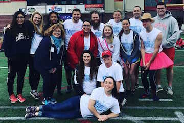 SUNY Cortland Hosts Around the World for Yeardley