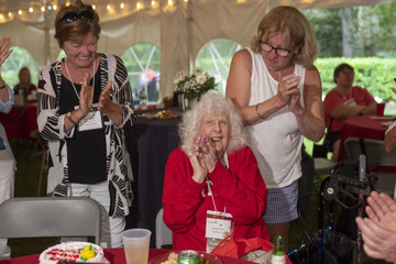 Alumni celebrate at Reunion 2019