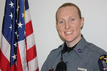 Jennifer Olin Promoted to Lieutenant