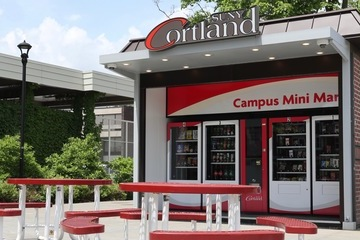 SUNY Cortland's Vending Solution Earns National Recognition