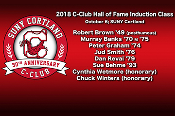 C-Club Hall of Fame to Add Eight New Members in October