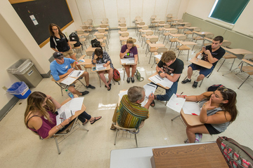 SUNY Cortland Launches Institute for College Teaching
