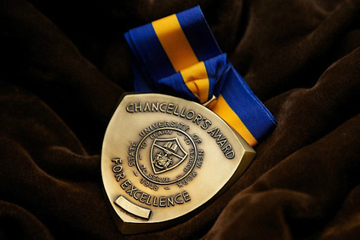 SUNY Chancellor Honors Four Students