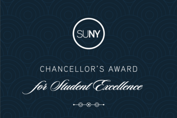 SUNY Chancellor honors three students