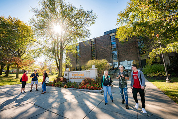 Wall Street Journal Ranks SUNY Cortland Among Nation's Best Colleges