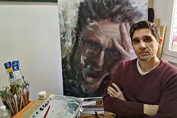 Spanish artist to discuss depiction of immigration