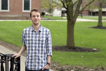 SUNY Cortland student receives prestigious Goldwater scholarship