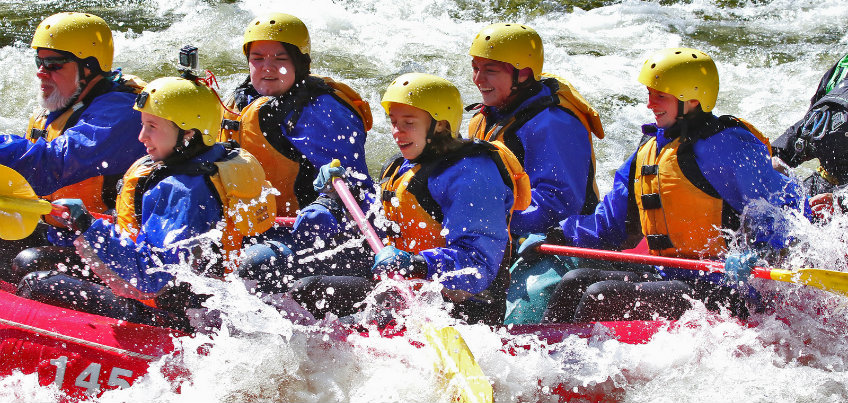 Whitewater Rafting - Annual Trip