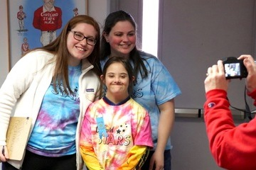 SUNY Cortland Students Create Special Olympics Club