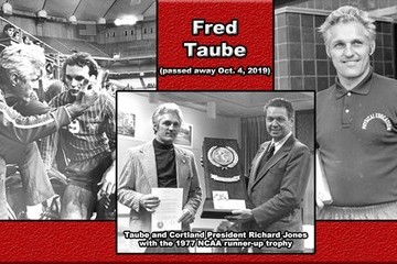 Former Cortland men's soccer coach Fred Taube passes away