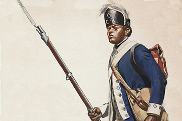 Van Buskirk Chronicles Black Patriots' Struggle