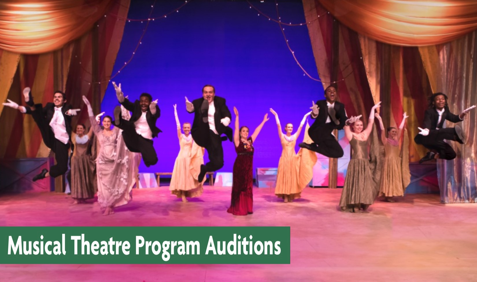 auditions begin this fall